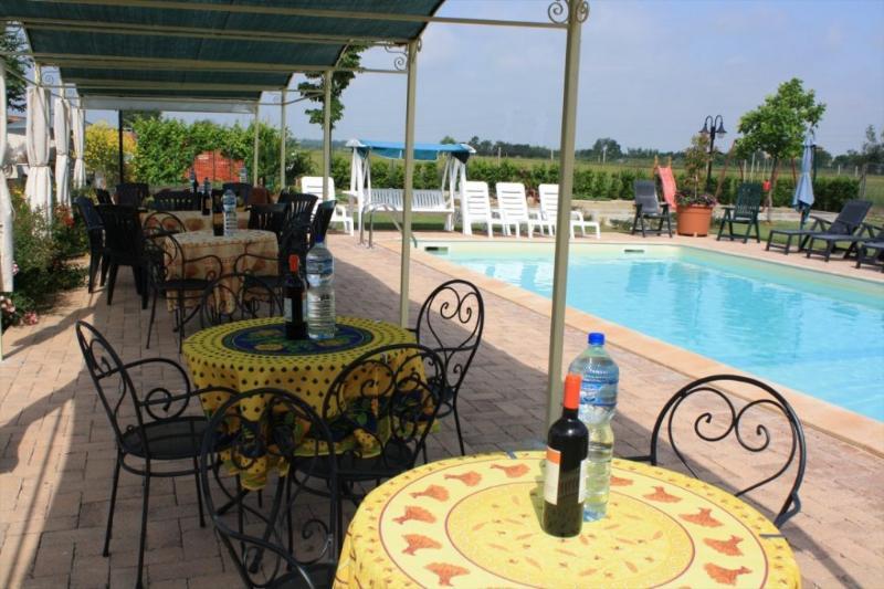 the pool - La Mucchia casa vacanze (Royal Suite number 1) - Cortona - rentals