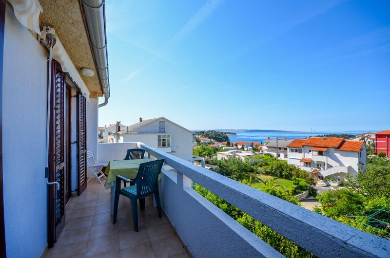 Apartments Nada - 85511-A1 - Image 1 - Banjol - rentals