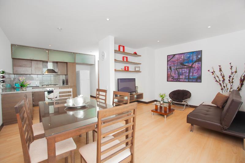 1 Bedroom Apartment in Centro Internacional - Image 1 - Bogota - rentals
