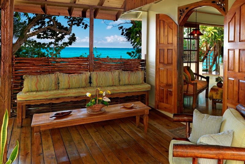 PARADISE PJI - 138832 - BEACHFRONT - 2 BEDROOM COTTAGE - WITH PLUNGE POOL - Image 1 - Ocho Rios - rentals