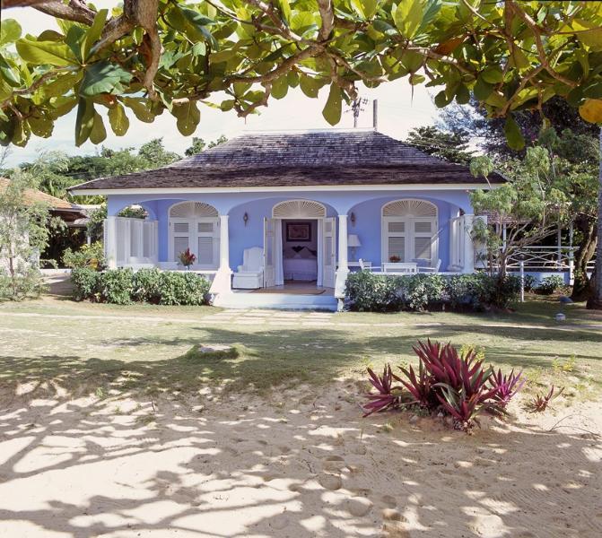 PARADISE PJI - 138795 - BEACHFRONT - BLUE COTTAGE - Image 1 - Ocho Rios - rentals