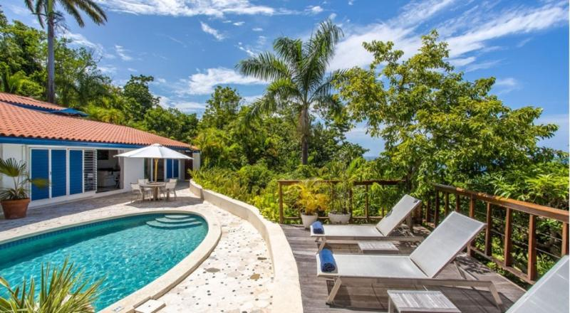 PARADISE PGJ - 139275 - BEACHFRONT - SANWOOD - 2 BEDROOM VILLA - Image 1 - Port Antonio - rentals