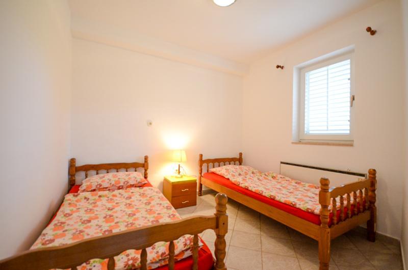 Apartments Milenko - 75891-A2 - Image 1 - Stinjan - rentals