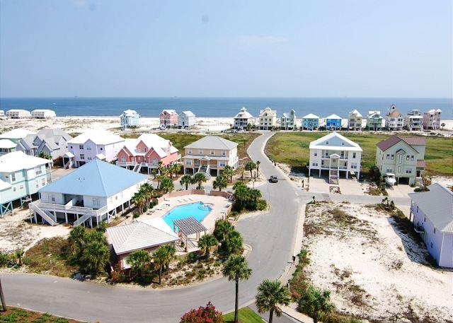 Indies 709 - Breath Taking View of the Gulf, Easy To Book! - Fort Morgan - rentals