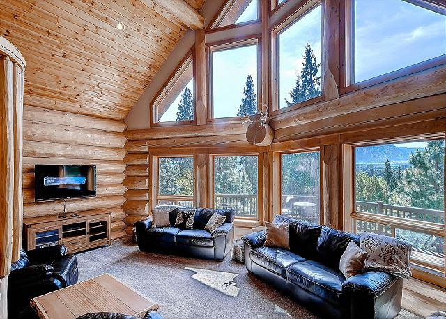 Awesome Log Cabin| Hot Tub,Ping Pong| Slps13| FREE 3rd Night March/April - Image 1 - Cle Elum - rentals