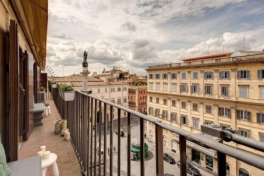 Spanish Steps Luxury Suite *** Cocoon Great location (ROME) - Image 1 - Rome - rentals
