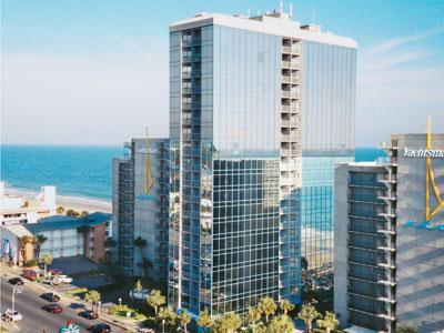 1 Bed Deluxe Oceanfront Villa @ Seaglass Tower - Image 1 - Myrtle Beach - rentals