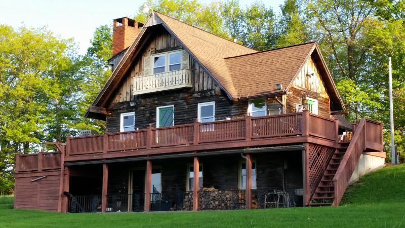 Adventure, Relaxation, Fun on 66.5 Private Acres! - Image 1 - Franklin - rentals