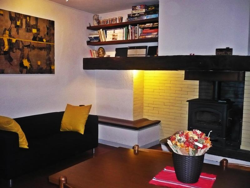 Living Room - Center of Lake Como charming house - Lierna - rentals