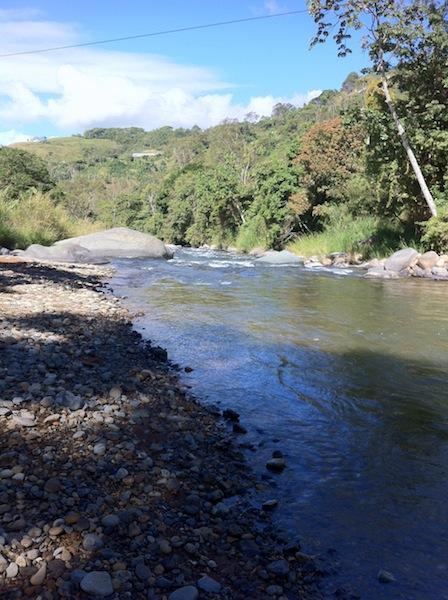 Rio Chirripo Pacifico in San Francisco de Rivas - Mango Loft on the Rio Chirripo - San Gerardo - rentals