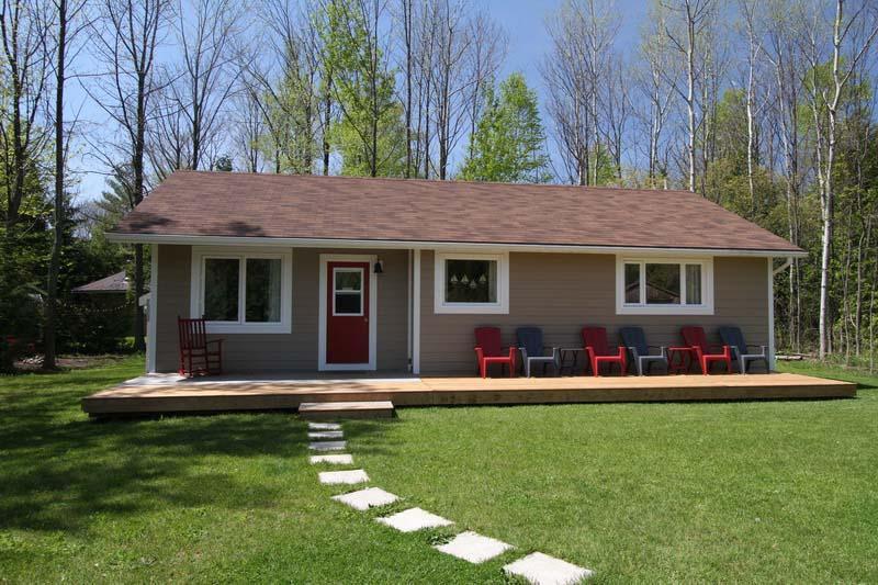 Black's Point Retreat cottage (#860) - Image 1 - Goderich - rentals