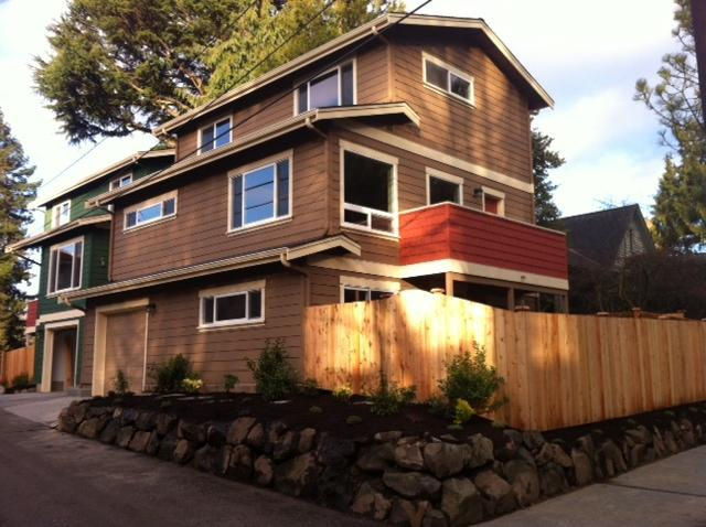 Exterior of Townhome - Elegant Madison Park Townhome - Seattle - rentals