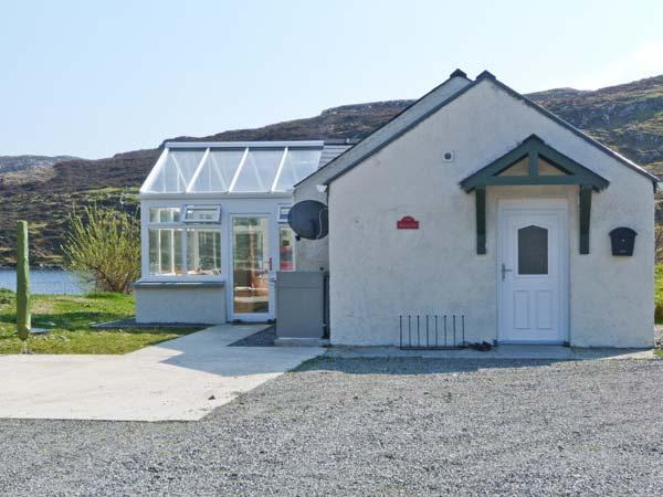 OLD MISSION HALL, pets welcome, woodburner, loch views, romantic retreat, near Cromore on Isle of Lewis, Ref. 14263 - Image 1 - Isle of Lewis - rentals