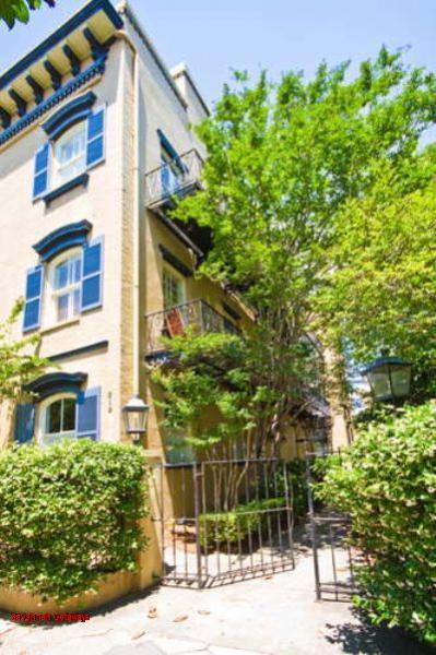 1004: Liberty Street Garden - Image 1 - Savannah - rentals