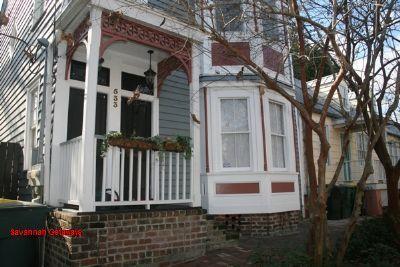 1045: Historic Character on Taylor - Image 1 - Savannah - rentals