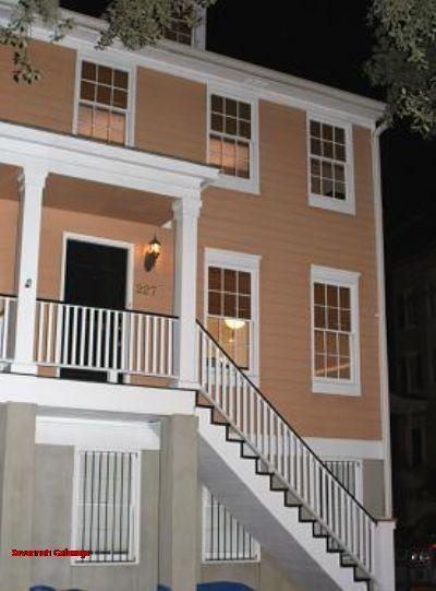 1020: Crawford Square Duo - Image 1 - Savannah - rentals