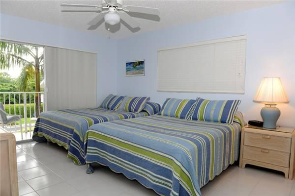 Second floor 2BR offers view of Seven Mile Beach #14 - Image 1 - Cyprus - rentals
