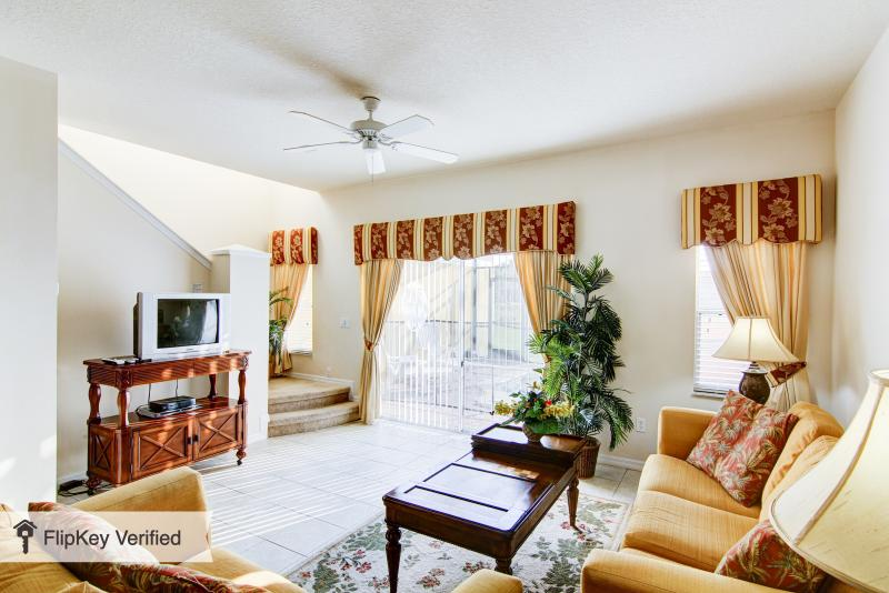 Enchanting Waterfront Disney Dream Villa with Private Fishing - Image 1 - Kissimmee - rentals