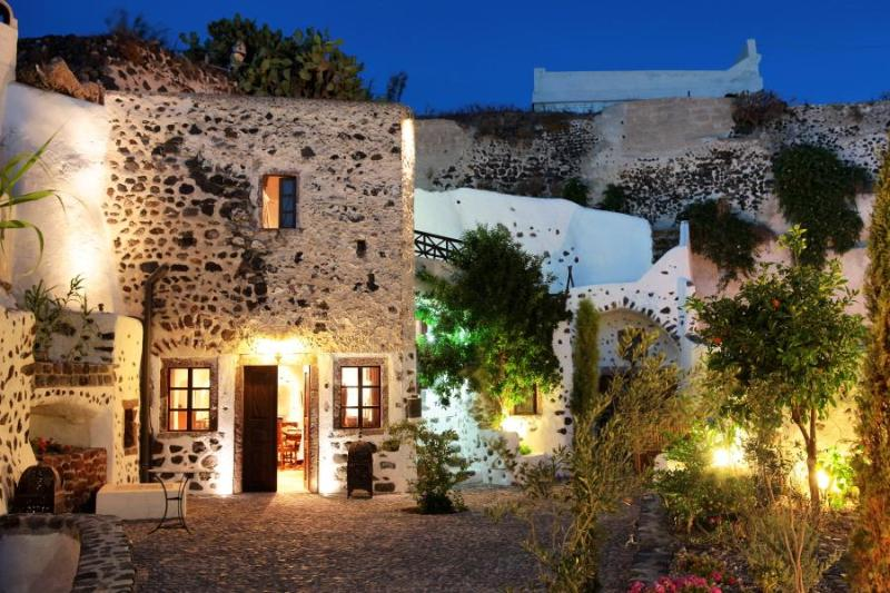 Stone House  - Afroditi House, Architecture Treasure for Two - Santorini - rentals