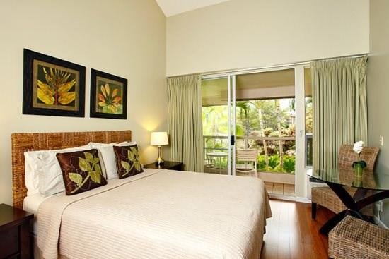 Studio with vaulted ceilings - $69/nt Sept/Oct- Stylish Studio Steps to Beach - Kihei - rentals