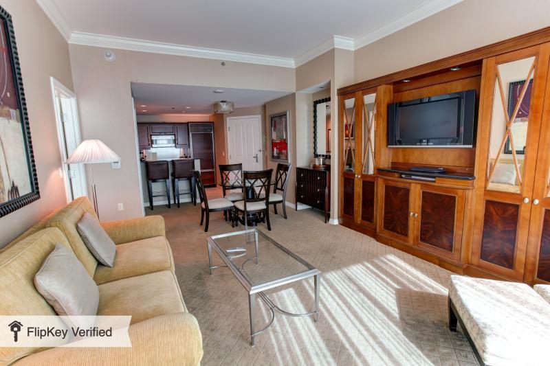 MGM Signature 38th floor 2BR/3BA PENTHOUSE suite - Image 1 - Las Vegas - rentals