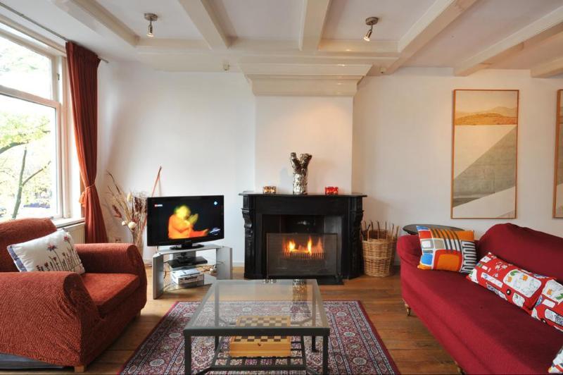 Le Grande Prince Apartment in Amsterdam - Image 1 - Amsterdam - rentals