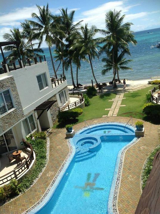 7Stones Beach front Resort - Boracay - Luxury two bedroom beach front apartment - Boracay - rentals