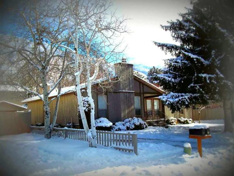 Mountain Estates exterior - Mountain Estates 8 bedroom 4 bath home sleeps 20 - Cottonwood Heights - rentals