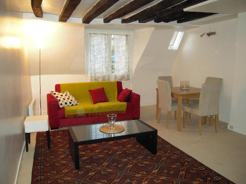 Cosy Apartment close to PARIS-Notre Dame for 5/6 p - Image 1 - Paris - rentals