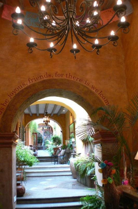Centro Historico - Elegant 2BR - 1 Block to Jardin - Image 1 - San Miguel de Allende - rentals