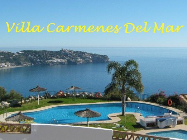View from Villa - Carmenes Del Mar - La Herradura - rentals