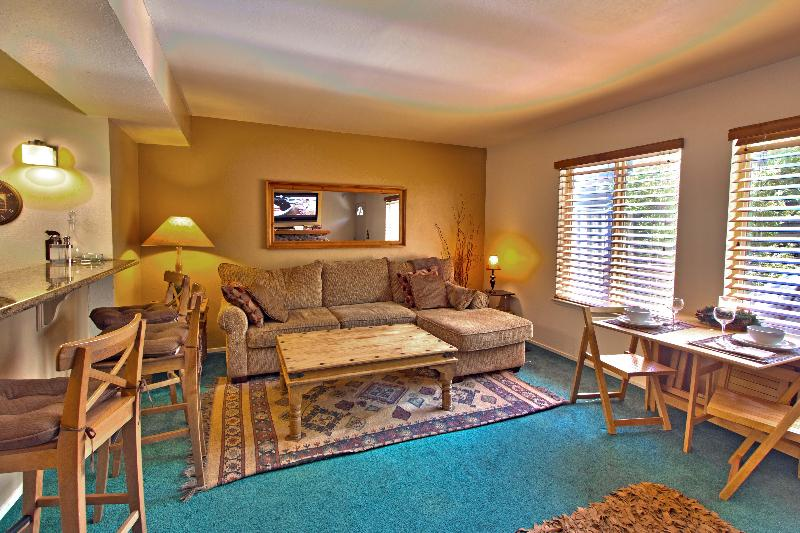 "Amazing Upscale Condo W/ Pool, Hottub,42"" FS, Wifi - Image 1 - Tahoe City - rentals"