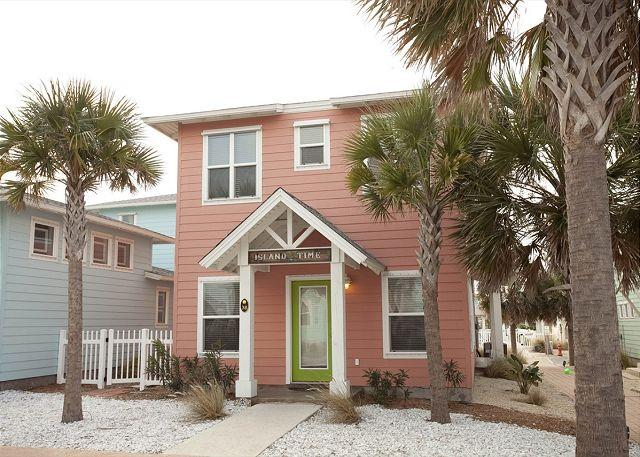 "Island Time! - Come spend a little ""Island Time"" in this 3 bed 3 1/2 bath home! - Port Aransas - rentals"