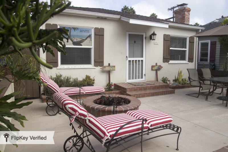 Charming House in South Mission Beach - Image 1 - Pacific Beach - rentals