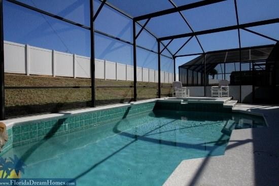 Crystal Clear Pool and Spa - 40095 - Kissimmee - rentals
