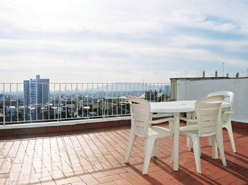 Gaudi Penthouse 2 - Image 1 - Barcelona - rentals