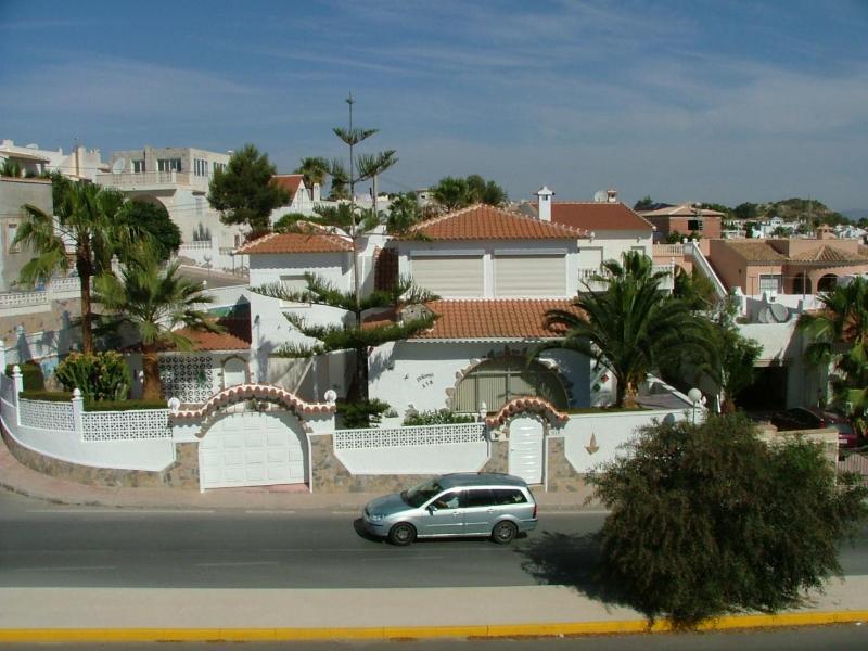 view from balcony - Casajones - Alicante - rentals