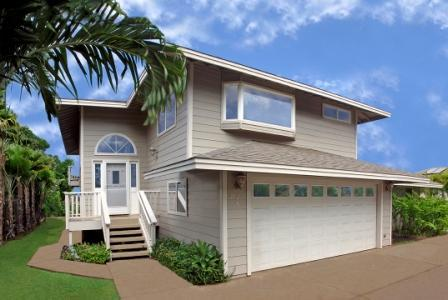 Ocean View Private Home Sleeps 8 Walk to Beach - Image 1 - Kihei - rentals