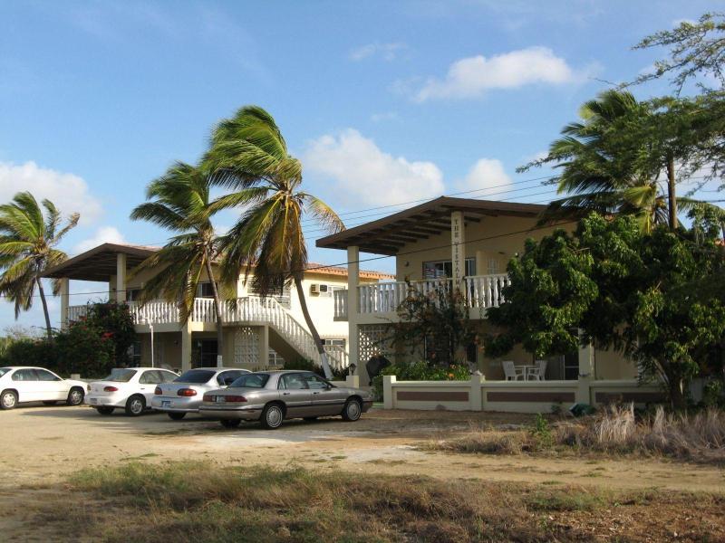 1-Bedroom Vistalmar Suites Amid Tropical Palms - 1-BR Vistalmar Suite With Balcony & Seaside Deck - Aruba - rentals