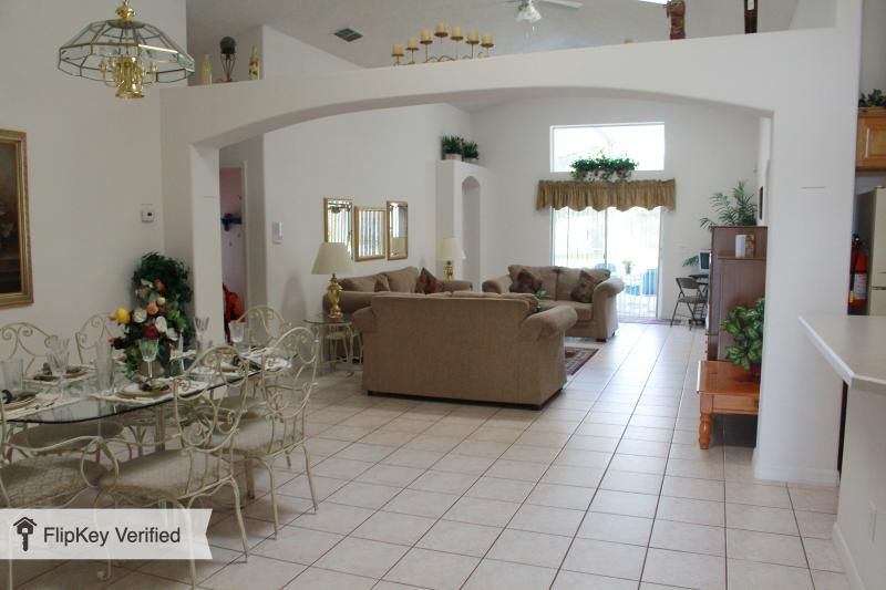 One Of Two 5 Bed 4 Bath Villas Near Disney Florida - Image 1 - Kissimmee - rentals