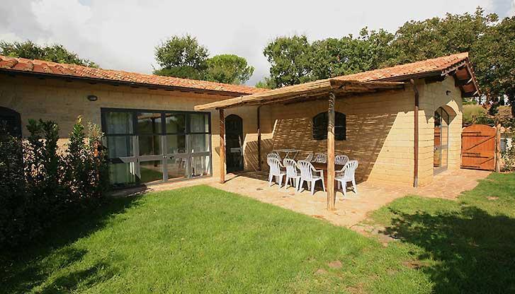 the house - duplex villa nearby seaside  in  maremma - Capalbio - rentals