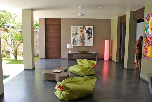 Living - Villa A Kori: ideal location for Seminyak and beac - Seminyak - rentals