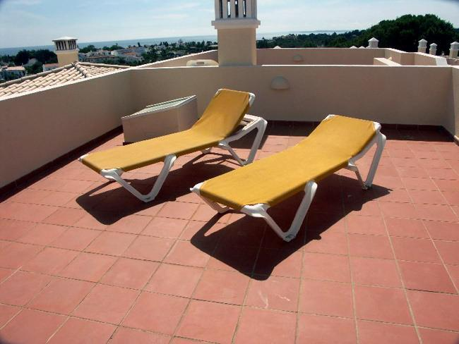 Penthouse 2 Bed 2 Bath A/C Sea View - Image 1 - Ferragudo - rentals
