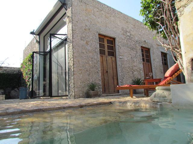 pool - Casablanca living, 2 BR modern, colonial house - Merida - rentals