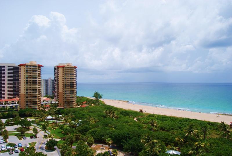 SUPERB ocean and waterway views Marriott Resort! - Image 1 - Singer Island - rentals
