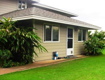 Front of Unit - Charley Young Beach Cottage: 1-bed, 1-bath - Kihei - rentals
