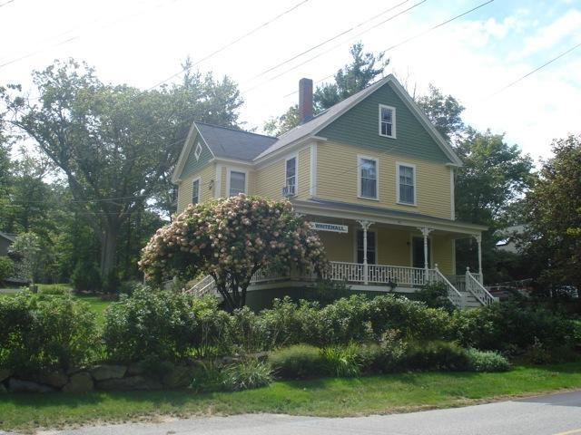 Whitehall is a grand house in Ogunquit - Image 1 - Ogunquit - rentals