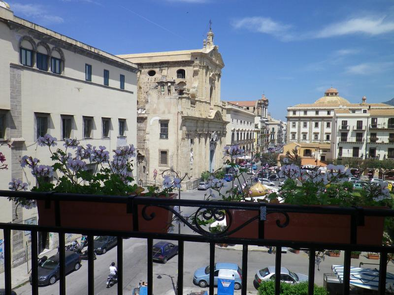 The view - Dreaming Palermo Panoramic View - Palermo - rentals