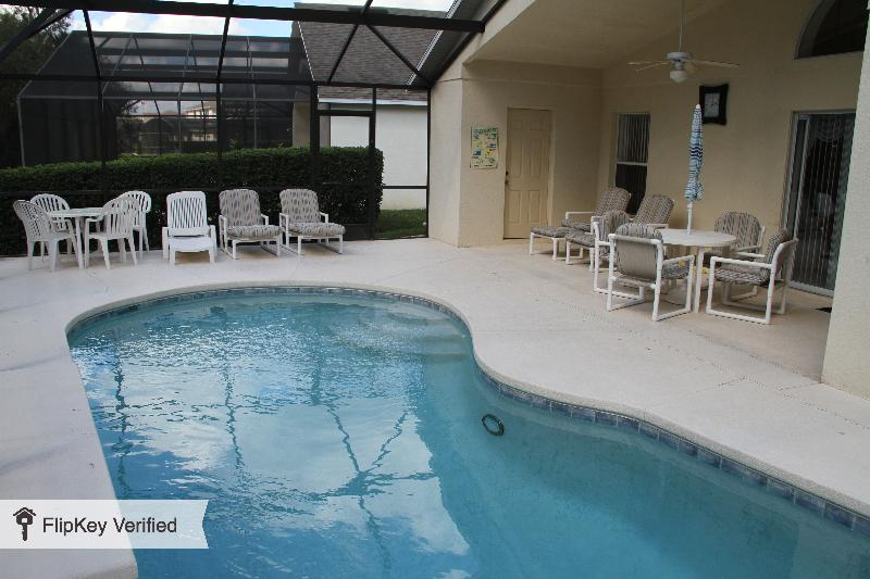 Luxury 4 b/rm pool villa near DisneyWorld, Florida - Image 1 - Kissimmee - rentals