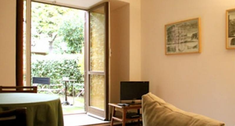 apartamento-en-roma---living-607-0.jpg - The Palatine Garden II - Rome - rentals